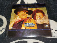 Rooster Cogburn and the Lady Letterbox Laserdisc LD John Wayne Free Ship $30