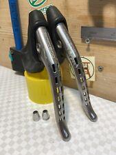 SHIMANO 600 EX BL-6208 Anodized Gunmetal Bremshebel Brake Lever Vintage Eroica