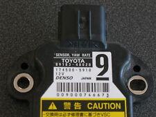 2009-13 LEXUS LS460,600 YAWRATE SENSOR