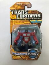 Transformers Reveal The Shield OPTIMUS PRIME Legends Class RTS 2010 Generations