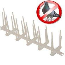 Dissuasore Per Piccioni Uccelli in Plastica Spaventa Scaccia Anti Colombi 50 cm