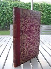HISTORIA POPULAR DEL MUNDO POR CH. KRAVER 1886 TOMO I LEATHER