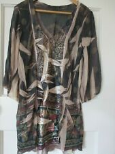 Simply Irresistible Size XL Sheer Blouse