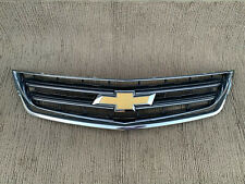 ✅2014 - 2017 Chevrolet Impala LTZ Front Upper Chrome Grille with Emblem OEM