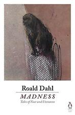 Madness, Roald Dahl, Book, New Paperback