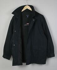 GANT U.S.A. THE CHICAGO PARKA Men's LARGE Acrylic Blend Shell Jacket 18712-JS