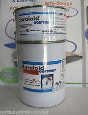 Duraloid Coatplast epossidico Plastificante del polistirolo Prochima 1 kg