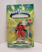"""Power Rangers Time Force Quantum Ranger 5"""" Figure MOC 2000"""
