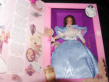 Barbie Doll Gibson Girl Great Eras Collection w/ Clothes Shoes Stand Hat Cape