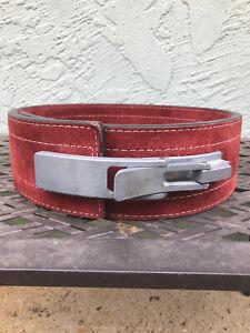 Inzer 10mm Belt Size: XL