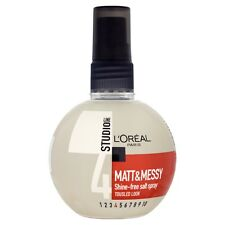 L'Oréal Studio Line Matt & Messy Salt Spray 150ml