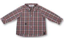 Karierte Langarm Jungen-T-Shirts, - Polos & -Hemden für Party-Anlässe