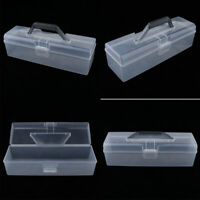 Blue Doll Travel Carrier Display Box Clear Storage Case for Blythe 1//6 BJD