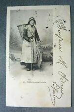 CPA - Creuse -Vieille Paysanne Creusoise 1904   Réf/ A 238/01
