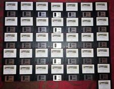 36 disquettes sample Drums + synthés analogiques  AKAI S1000 S2000 S2800 S3000