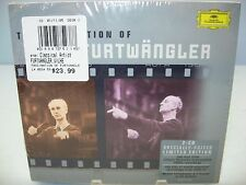 THE FASCINATION OF FURTWANGLER, Berlin Philharmoniker, Limited Ed, 2CDs, DG NEW