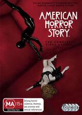 AMERICAN HORROR STORY (COMPLETE SEASON 1 - DVD SET SEALED + FREE POST)