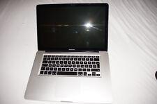 Apple MacBook Pro 15,4 Core i7 4 x 2,66 GHz Quadcore 8GB 500GB + 120GB SSD 2010