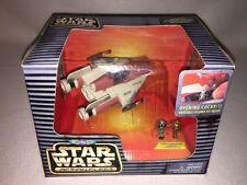 NIB STAR WARS Action Fleet A-Wing Starfighter Micro Machines - C-3PO Rebel Pilot