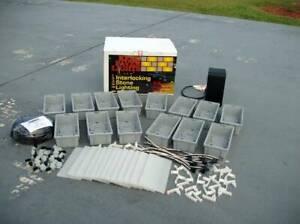 Kerr Lighting 4 1/2 x 9 BC Paverlight Kit with 14 lights KBCP07-14-120K