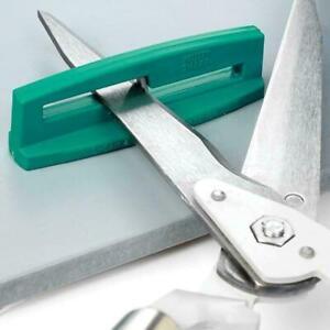 Multi Sharp Garden Shear/Scissor Sharpener/Sharpening Tool Bench/Wall Mount 1401