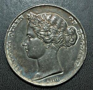 1862 Universal Exhibition London, Commemorative Medal, WM 50mm