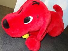 "RARE JUmbo Scholastic Clifford the Big RedDog 26"" Plush Dog-Really Barks*"