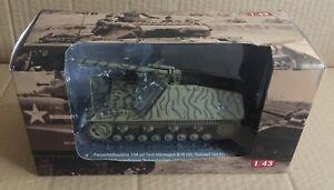 SD. KFZ. 165 HUMMEL- 1944- GERMANY 1/43 DIECAST MODEL, ALTAYA,MIB