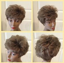 Paula Young Synthetic Wig Light Brown Layered FREE SHIPPING (C-33P)