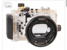 Polaroid Dive Rated Waterproof Case For Sony Cybershot DSC-S110 Digital Camera
