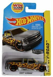 Hot Wheels Zamac Chevy Silverado 132/250