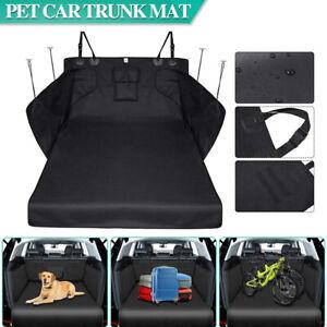 Pet Dog Car Trunk Mat Cover Boot Hammock Cargo Liner Seat Protector Waterproof