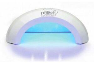 Gelish Lamp Light Dryer Mini PRO 45 LED NailTech Gel Polish GENUINE UV Essie OPI