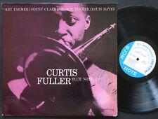 CURTIS FULLER Volume 3 LP BLUE NOTE BLP 1583 US 1957 MONO 47 W.63rd Sonny Clark