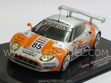 Spyker C8 Spyder GT2R Le Mans 2006 Crevels - Dumbreck - Cor 1:43 IXO LMM223P