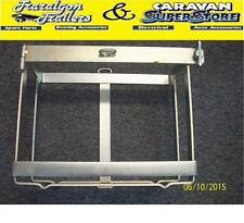 weld on front entry Jerry Can jerrycan Holder bracket Camper Trailer Part ACC42