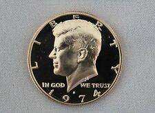 1974-S Kennedy Clad Proof Half Dollar Cameo!!