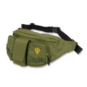 COSPA Mobile Suit Gundam Zaku Fanny Pack Waist Bag From Japan with Tracking