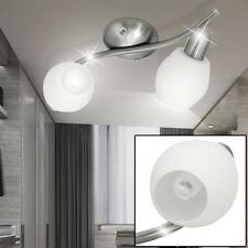 Éclairage tache verre lampe projecteur faisceau salon lumière de plafond mobile