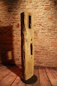 Eichenbalken ca. 250 Jahr alt !!! Altholz,Upcycling,altes Holz,Eichenholz, 11 kg