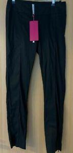 PIANURA STUDIO leichte Hose Gr. S 36 (40) Stiefelhose, Damen Bekleidung  *