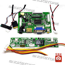 "HDMI VGA AUDIO LCD CONTROLLER BOARD for 9.7"" LP097X02 1024X768 LCD PANEL IPAD2"