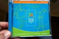 XVIII Commonwealth Games - Official Music From The Opening Ceremony  -  CD, VG