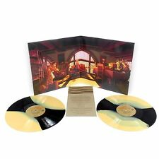 Fifth Element OST Soundtrack Vinyl Mondo Turntablelab Taxi Cab Yellow Variant