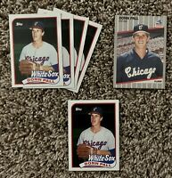 Donn Pall Baseball Cards. Chicago White Sox