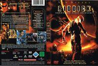 (DVD) Riddick - Chroniken eines Kriegers -Vin Diesel, Colm Feore, Thandie Newton