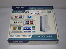 WL-700GE  Asus Wireless Router with 160GB HDD  90-I7R2A0-01PZ