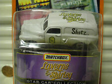 MATCHBOX 1998 SP EDN #14 LAVERNE & SHIRLEY STAR CAR SHOTZ BREWERY FJ HOLDEN MOC*