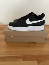 Nike Air Force 1 07 Black-White CT2302-002 - UK 9.5