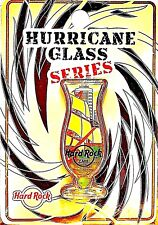 Hard Rock Cafe Baltimore 2016 3D Hurricane Glass Series Pin LE New # 90745